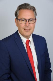 Jörg Heimanns wird bei der Sparkasse Neuss neuer Leiter der Filiale Frimmersdorf