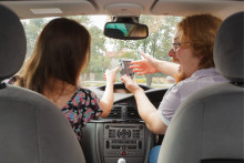 'Carguments' rife as 36% admit to falling out behind the wheel