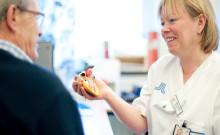Hjärtsjukvården på Södersjukhuset rankas i topp