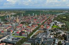 Fria Stockholmare presenterar ny stad på Gärdet