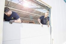 Sesam öppnar upp nytt samarbete mellan Garageportexperten och Åkerströms
