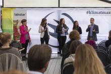Lekolar i Almedalen: I princip alla upphandlare har tagit till sig begreppet Giftfri Förskola