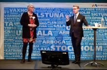 Stockholm-Mälarregionen viktig internationell nod