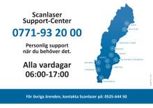Snabbguide - Scanlaser grävsystem XC16