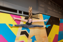 Bounce Trampoline Parks öppnar i Malmö