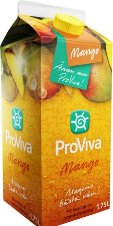 Ännu mera ProViva! – Magens bästa vän nu i 1,75 litersförpackning