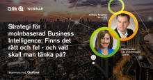 Webinar - Strategi för molnbaserad Business Intelligence