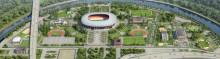 Tough Viking gör lopp i Moskvas olympiska park