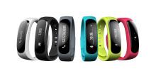 Huawei presenterar två nya surfplattor och företagets första digitala armband