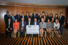 FIU Hosts Inaugural Visionary Leaders Forum in Singapore