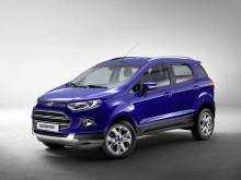 Ford fortsätter bygga ut sitt modellprogram – visar upp hela Tourneo-serien och nya EcoSport på motormässan i Genève