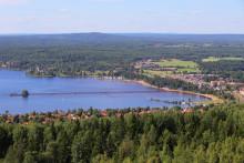 Idag öppnar bokningen av Solar Egg i Rättvik