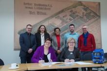 TH Wildau und Annedore-Leber-Berufsbildungswerk Berlin kooperieren zukünftig im Bereich der Aus- und Fortbildung