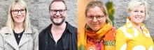 Fyra Södertörn-forskare skriver populärvetenskapliga böcker i samarbete med Norstedts