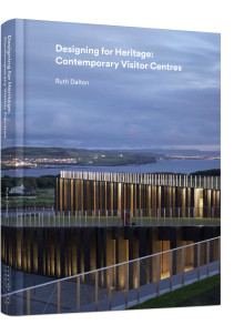 Architect's new book examines the importance of tourist visitor centres