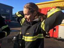 Räddningstjänsten Skåne Nordväst backar upp #larmetgår!
