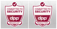 Red Bee Media Awarded DPP Committed to Security Mark in Broadcast and Production