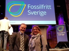 Wibax Biofuels deltar på konferens, Fossilfritt Sverige