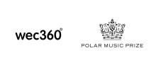 Swedish innovative visualizers wec360°  in collaboration, augmenting the Polar Music Prize experience