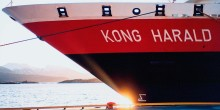Hurtigruten modify ships for shore power