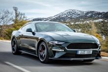 Ford Mustang Bullitt – cool som Steve McQueen