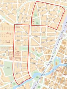 Parkeringsavgift införs på Väster 18 juni