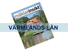 Mäklarsamfunder Juni 2011: Värmland