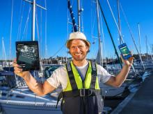 Jobbar för en hållbar skärgård - Mooringo utvalda till Green Tech Challenge