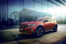 Världspremiär för nya Volkswagen Nivus