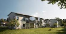 Pressinbjudan: Dags för första spadtaget för Riksbyggens bostadsrätter i Korseberg Park i Vänersborg