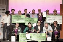 Här är samtliga regionala vinnare i Venture Cup STARTUP