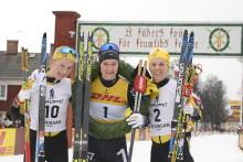 Britta Johansson Norgren vann Tjejvasan 2020