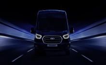 Fordin uuden sukupolven Transit-hyötyajoneuvot Hannoverin hyötyajoneuvonäyttelyssä: sähköautoteknologiaa ja liitettävyysominaisuuksia