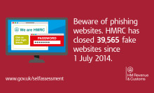 HMRC cuts scam emails by 300 million through new cyber security initiative