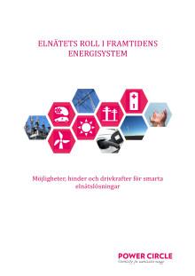 Elnätets roll i framtidens energisystem - fullständig rapport