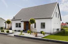 Bygg energisnålt hus i sten!