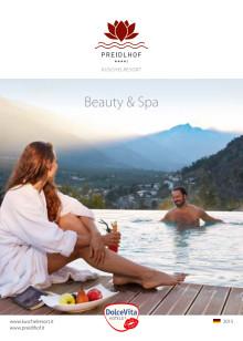 Beauty & Spa im DolceVita Hotel Preidlhof
