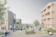 Urban Properties vinner markanvisning i Jönköping för att uppföra studentbostäder
