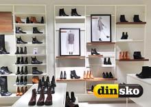 Nytt butikskoncept på DinSko – premiär i Umeå