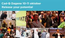 Velkommen til Cad-Q Dagene 10. - 11. oktober - Release Your Potential