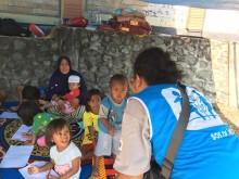 Indonesia: Flere tusen barn har akutt behov for hjelp