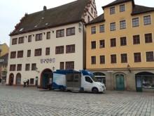 Beratungsmobil der Unabhängigen Patientenberatung kommt am 2. August nach Ansbach.
