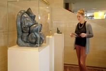 Vom Spion zum Künstler: The Westin Leipzig zeigt bis zum 31. Januar 2017 Werke von Horst Meier