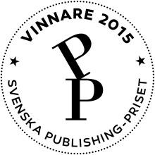 Vinstregn över Göteborg - Svenska Publishing-Priset 2015