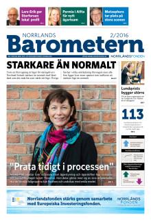 Norrlandsbarometern 2/2016