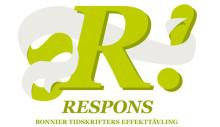 Bonnier Tidskrifter lanserar ny effekttävling – Respons!