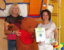 Town & Country Stiftung vergibt Spende an Kinderhospiz Bärenherz Leipzig e.V.