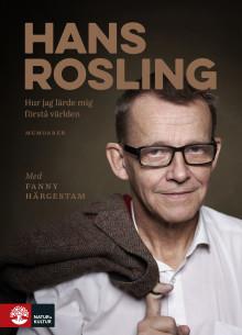 Hans Roslings memoarer ges ut av Natur & Kultur den 9 november