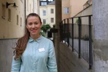 Tove Kopperdal blir ny förbundsordförande för Röda Korsets Ungdomsförbund