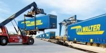 LKW Walter ny combo-rail-transportör.